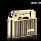 Kerosene lighter metal brass retro lighters BC1853