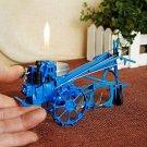 Creative agricultural tillage tractors model with lighters nostalgia gift cigarette lighter mod