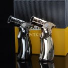Hot! Uniquely Designed Metal Table Lighter Butane Gas Windproof  Torch Jet Flame Refillable Cig
