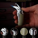 Windproof gas lighters consigned Creative personality cigar foo BC2035