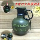 wholesale 9.8*7*6.5cm  Military model 810 lighters ashtray US military M-27 BC2110