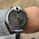 Wrist watch type metal flame lighters, creative man movement type flame lighters, watches premi