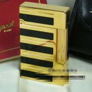 S.T Memorial D upont lighter Bright Sound!  In Box Serial number TH26 BC2308