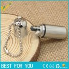100pcs/lot Survival Waterproof cigarette cigar lighter Refillable Oil peanut lighter chain Key