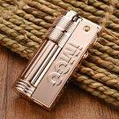 Austria IMCO Brand metal vintage retro kerosene  rose gold oil  lighter,men's cigarette lig
