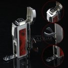 Large Size Multifunctional Table Smoking Lighter Windproof 4 Flame Torch Jet Flame Butane Gas C