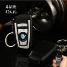 Boutique windproof Smoking cigarette vehicle-logo car keys 1:1 car control lighter TH196 Portab