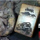 ! Handmade wood carved windproof lighter lighter kerosene BC2453