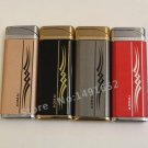 FREE SHIPPING Creative fire inflatable portable ultra thin lighter AOMA 122 Novelty Gas Metal C