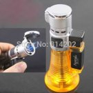 Windproof Triple Nozzles Jet Torch Flame Cigar Lighter Refill Butane Gas Lighter BC2508