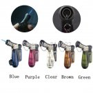 2pcs Hot Honest Jet Torch Cigarette Lighter Jet Flame Refill Butane Gas Lighter BC2659