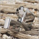 10pcs/lot Oil Lighters wholesale refillable Mirror Surface design brand style  Gift BC2767