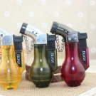 100pcs/lot Bottle LIGHTER Multicolor selection gas Butane lighter for men as smoke or cigarette