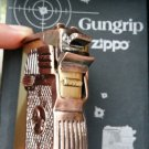 wholesale brang lighter high quality copper Gungrip kerosene Authentic brass lighter  BC3322