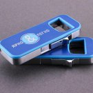 100pcs/lot beer bottle opener lighter as tobacco or pipe accessary to light cigarette or gift m