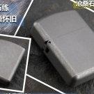 Shield wararmor TC4 Titanium alloy kerosene lighter -Vicissitudes Stone wash  with Genuine orig