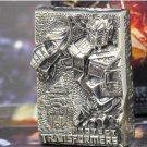 DIY   lighters sophisticated stereo deep carved Tibetan silver DIY craft transformers lighter B