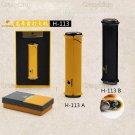 COHIBA  Slender Sigle Torch Jet Flame Windproof Cigar Lighter  Butane Gas Cigarette Lighters BC3886
