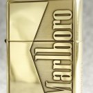 MJL   Genuine  Pure copper double-sided etching Marl lighter logo BC3936