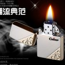 Original Brand Fance Chief Classic Kerosene lighter Copper Metal Cigarette Lighter Smoking Ciga