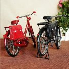 Vintage bicycles postman bike model inflatable lighter creative decor gift scooter model store