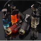2pcs free shipping France Israel cigarette jet Refillable flame lighters Cigar Lighter butane g