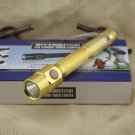 Flashlight lighter outdoor personality creation three dimming flashlight, lighter with straight