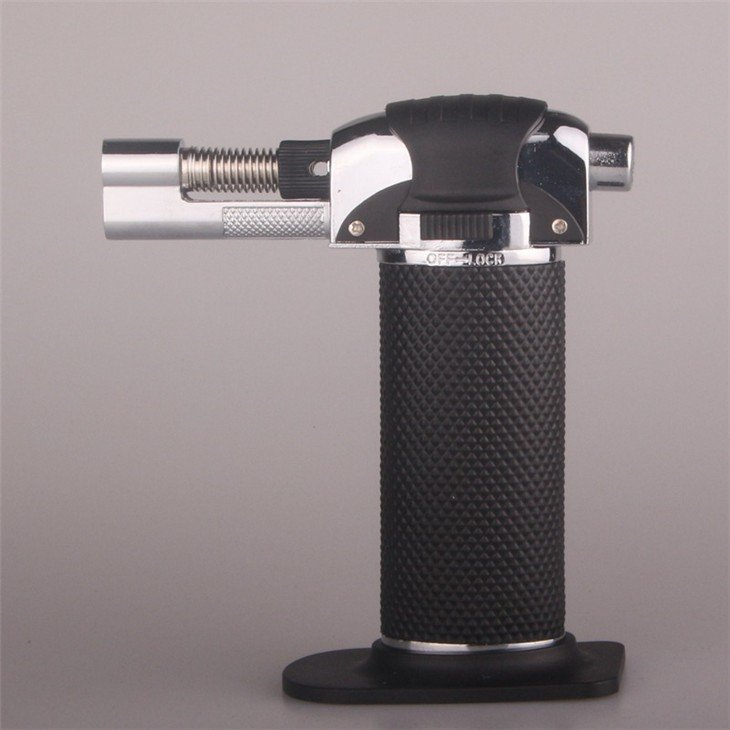 Butane Gas Trip Micro Blow Torch Lighter Welding Soldering Brazing Refillable gas Tool DHL Fede