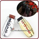 Lover Gift Novelty Portable Jet Flame Cigarette Butane Gas Keychain Lighter BC4422