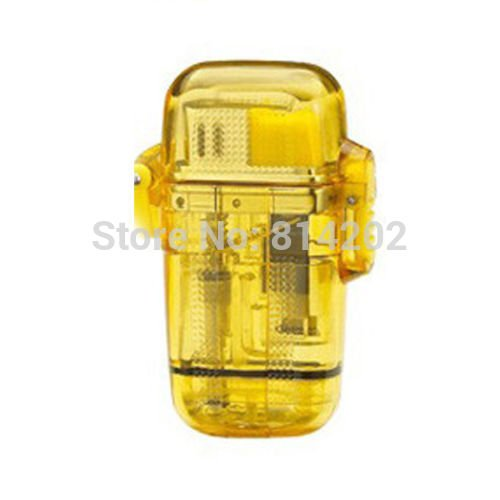 Windproof Torch Flame Lighter Butane Gas Fuel Cigarette Cigar Lighter BC4441
