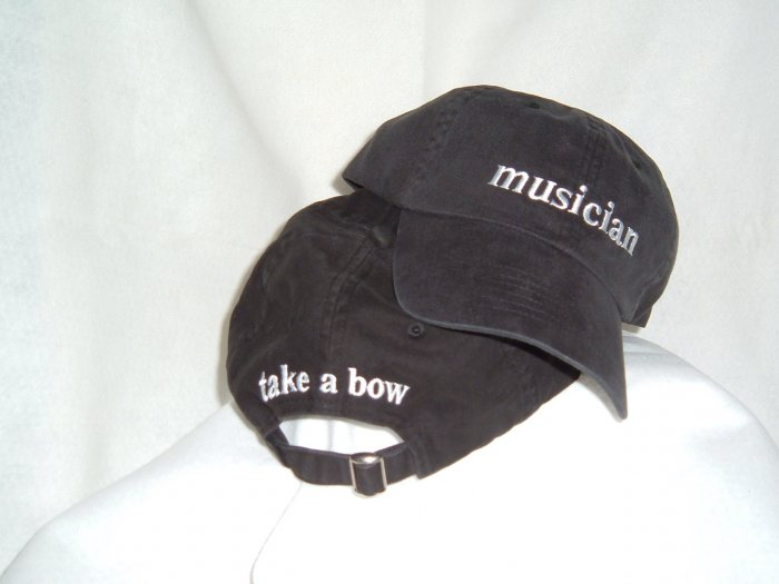 Hat - Musician