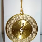 Necklace - Music Note Theme