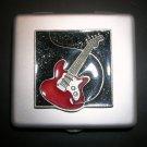 Pill Case - Large- Guitar Theme