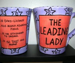 Leading Lady -Ceramic Mug