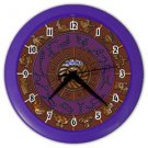 Net-Steals New, Color Wall Clock - Zodiac
