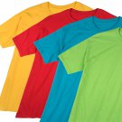 Lot of 12 pcs Plain Shirts (Asorted Colors)