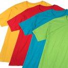 Lot of 12 pcs Plain Shirts (Asorted Colors)