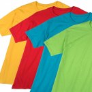 Lot of 6 pcs Plain Shirts (Asorted Colors)