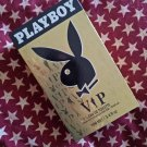 2 Playboy VIP Eau De Toilette 3.4 fl oz / 100 ml