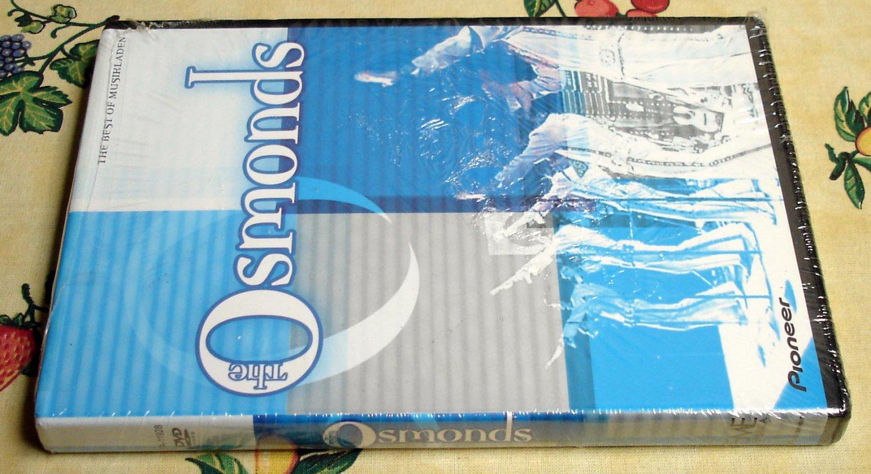 The Osmonds The Best Of MusikLaden DVD