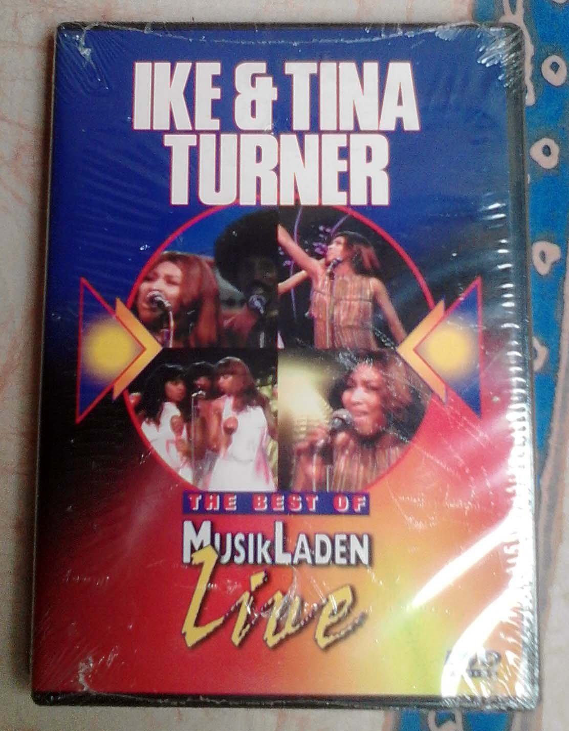 Ike & Tina Turner The Best Of MusikLaden Live DVD