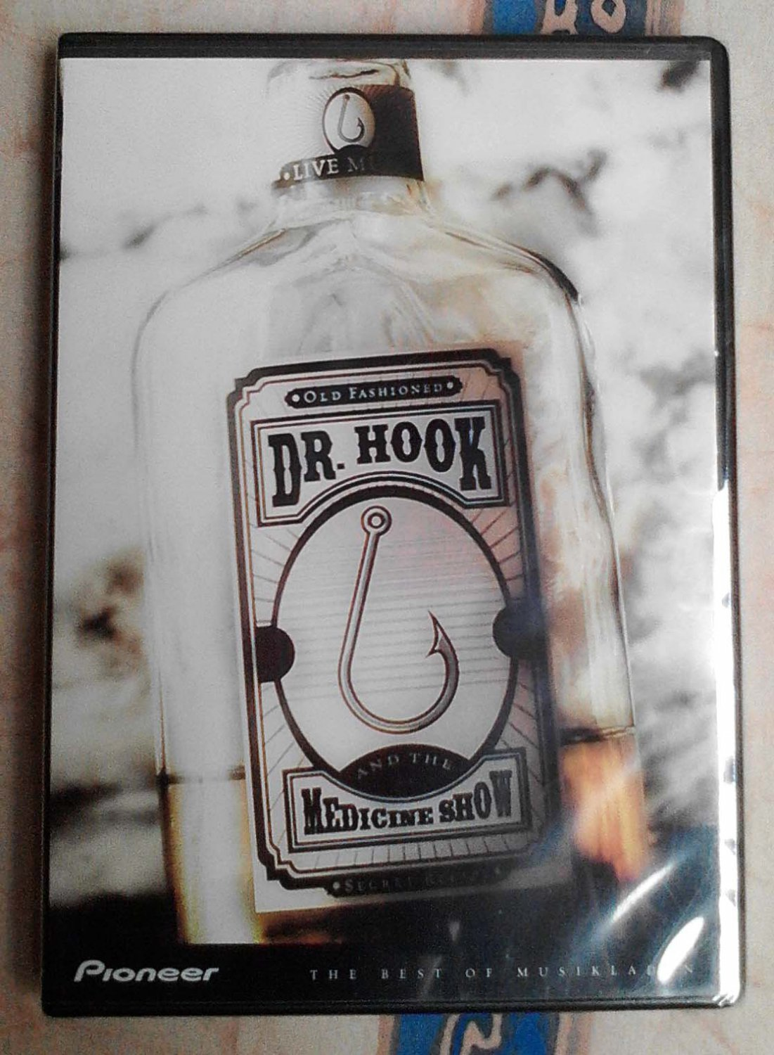 Dr.Hook And The Medicine Show The Best Of MusikLaden Live DVD
