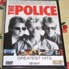 The Police Greatest Hits DVD