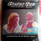 Status Quo Anniversary Waltz A Celebration Of 25 Rockin' Years Video-CD