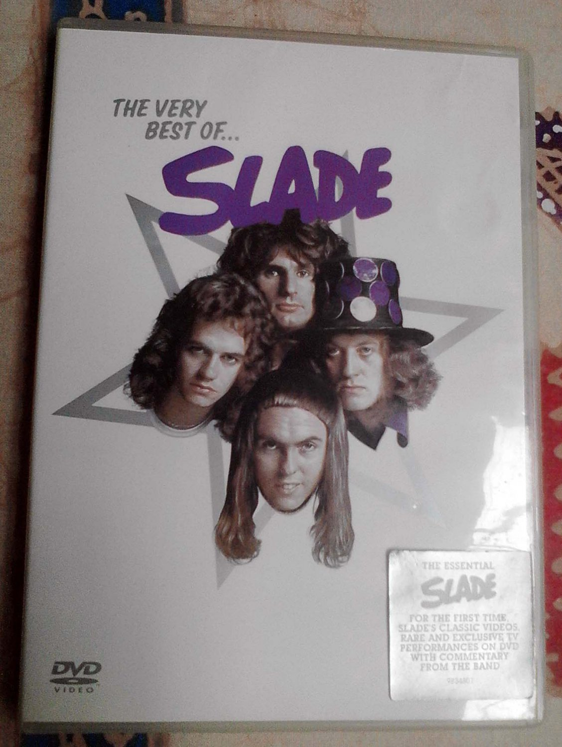 Slade The Very Best Of... DVD