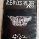 Aerosmith Live DVD