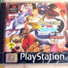 Capcom VS SNK Millennium Fight 2000 Pro Sony Playstation PAL (German Release)
