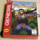 Virtua Fighter 2 Sega Genesis 1997