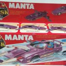 Manta Mobile Armored Strike Kommand MASK Kenner M.A.S.K. Venom