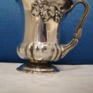 Vintage 1841 London English Sterling Cup with Grape Detailing (#H38)